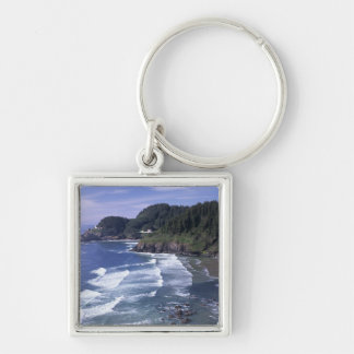 OR, Oregon Coast, Heceta Head Lighthouse, on Key Ring