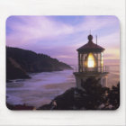 OR, Oregon Coast, Heceta Head Lighthouse, on Mouse Mat