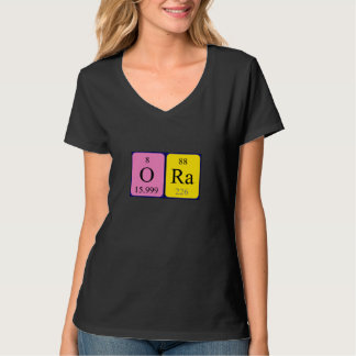 Ora name gifts t shirts art posters other gift ideas zazzle ora periodic table name shirt urtaz Image collections