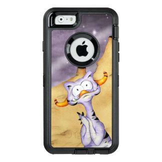 ORAGON ALIEN CARTOON Apple iPhone 6/6s  DS