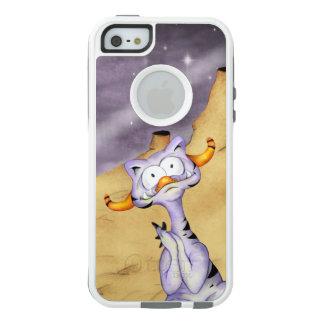 ORAGON ALIEN CARTOON Apple iPhone SE/5/5  CS W