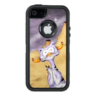 ORAGON ALIEN CARTOON Apple iPhone SE/5/5  DS