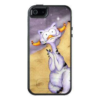 ORAGON ALIEN CARTOON Apple iPhone SE/5/5  SS