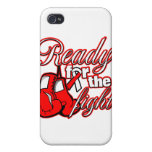 Oral Cancer Gloves Ready For The Fight iPhone 4/4S Case
