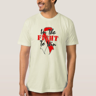 Oral Cancer In The Fight To Win T-Shirt