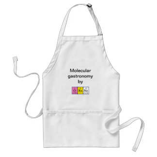 Orane periodic table name apron
