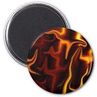 orang138 6 cm round magnet