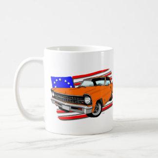 Orange 1966-1967 Nova Mug