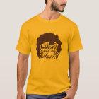 "orange 70 ' s-T-shirt ""Don't touch my Hair! "" T-Shirt"