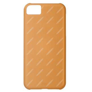 Orange Abstract Pattern Background. iPhone 5C Case