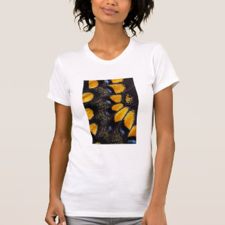 Orange and black butterfly wing T-Shirt