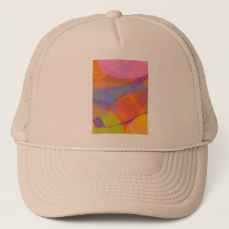 Orange and Other Fruits Trucker Hat