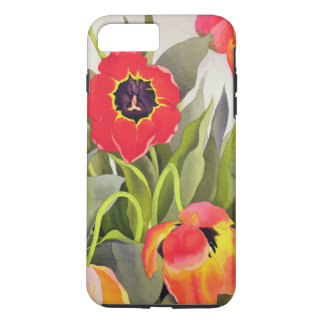 Orange and Red Tulips iPhone 8 Plus/7 Plus Case