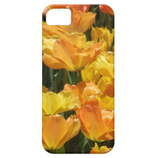 Orange and Yellow Tulips Case For The iPhone 5