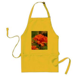 Orange AZALEA FLOWERS 148 Azaleas Cards Gifts Mugs Adult Apron