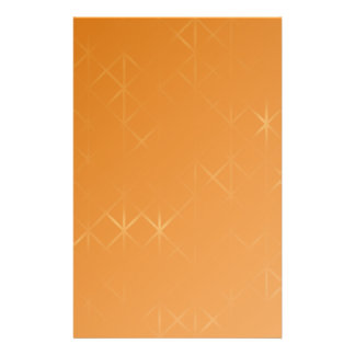 Orange Background. Abstract Misty Grid Design. Flyer