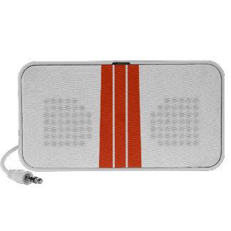 Orange Banjo Musical Instrument Icon PC Speakers