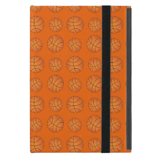 Orange basketball pattern case for iPad mini