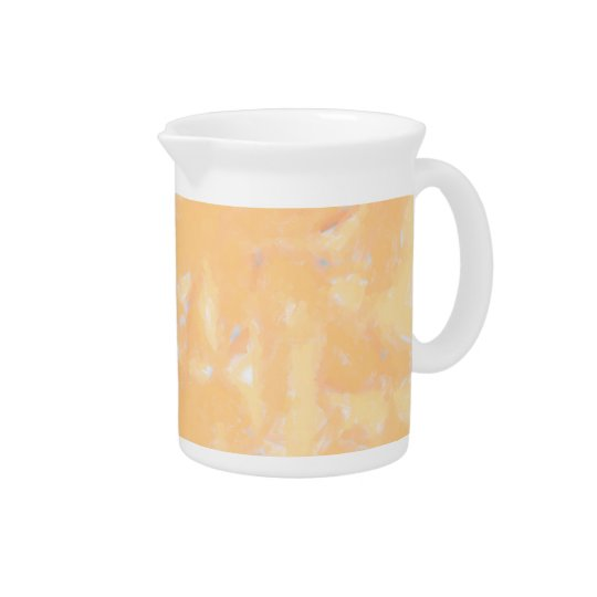 Orange Beverage Pitchers