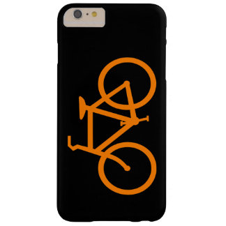 Orange Bike Barely There iPhone 6 Plus Case