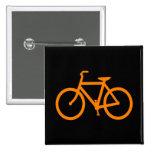 Orange Bike Buttons