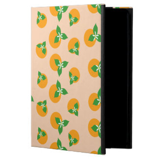 Orange Blossoms iPad Air Covers