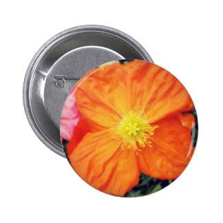 Orange Burst Pin
