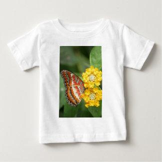 orange butterfly baby T-Shirt