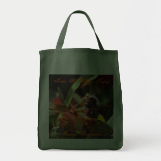 Orange Buzziness bag