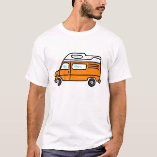 Orange Campervan T-Shirt