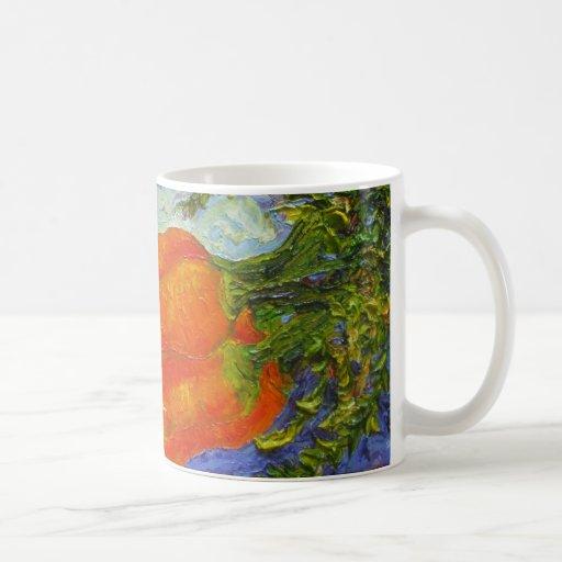 Orange Carrots Mug