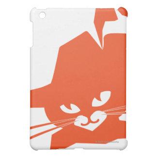 Orange Cat iPad Mini Covers