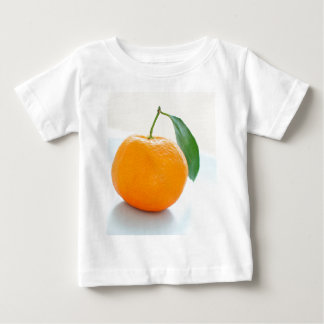 Orange clementine close up baby T-Shirt