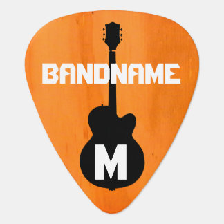 orange-color, band-name plectrum