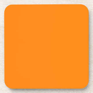 Orange Drink Coasters