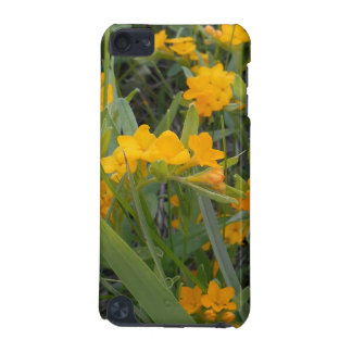 Orange Cowslips iPod Touch 5G Case