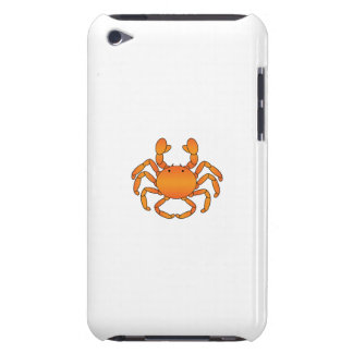 Orange crab iPod touch cover