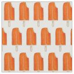 Orange Cream Ice Cream Popsicle Popsicles Fabric