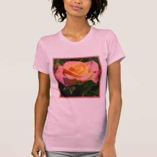 Orange Cream Rose T-shirts