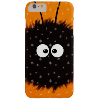Orange Cute Dazzled Bug Winter Barely There iPhone 6 Plus Case