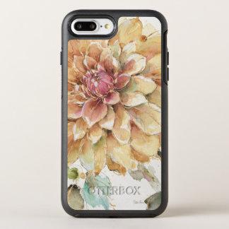 Orange Dahlia OtterBox Symmetry iPhone 8 Plus/7 Plus Case