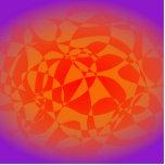 Orange Dream Photo Cutouts