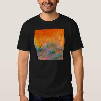 Orange Dreamscape T-shirts