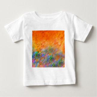 Orange Dreamscape Tshirt