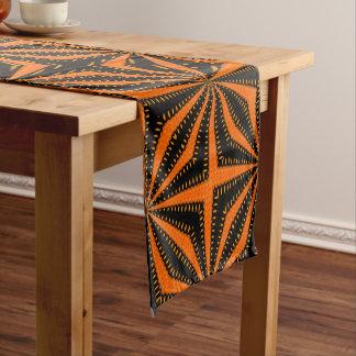 Orange Explosion Short Table Runner