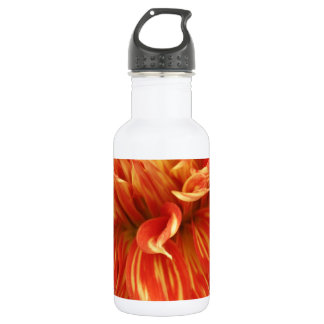 Orange Flower 532 Ml Water Bottle
