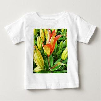 Orange Flower Tshirt