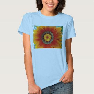 Orange Flower Wow Shirt