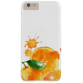 Orange Fruit Barely There iPhone 6 Plus Case