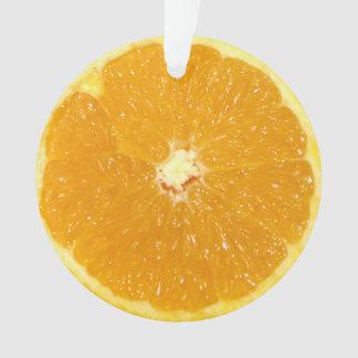 Orange Fruit Fresh Slice - Ornament